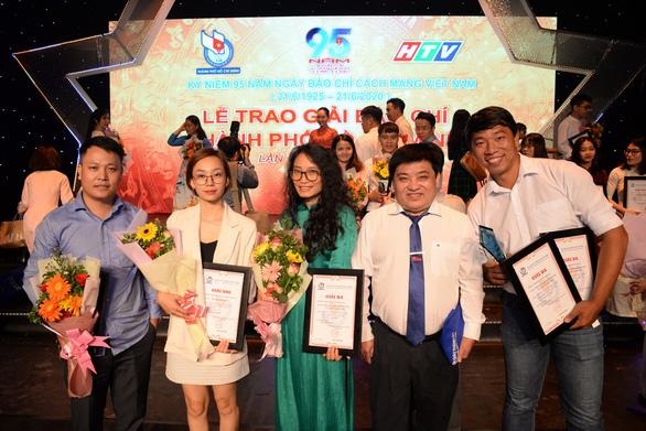 Báo Tuổi Trẻ đoạt 8 giải báo chí TP.HCM lần thứ 38 - Ảnh 4.