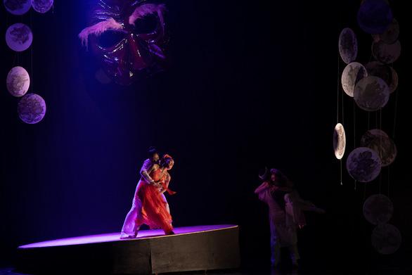 Ballet Kiều đêm công diễn: Ấn tượng nhưng vẫn kỳ vọng chiều sâu hơn - Ảnh 9.