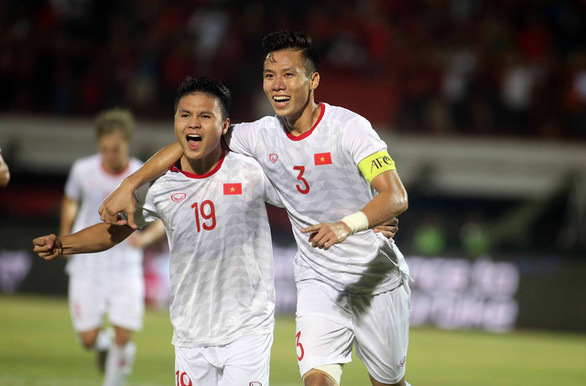 Đội tuyển Việt Nam sẽ đá giao hữu với đội tuyển Kyrgyzstan - Ảnh 1.