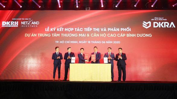 Phát Đạt - Danh Khôi hợp tác đầu tư dự án Trung tâm thương mại & Căn hộ cao cấp Bình Dương - Ảnh 3.