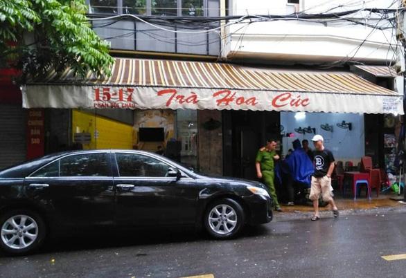 Bắt nghi phạm bắn người ở quán trà cúc Hải Phòng - Ảnh 1.