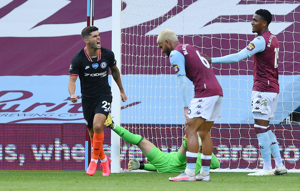 Hai phút bùng nổ, Chelsea thắng ngược ấn tượng Aston Villa - Ảnh 2.