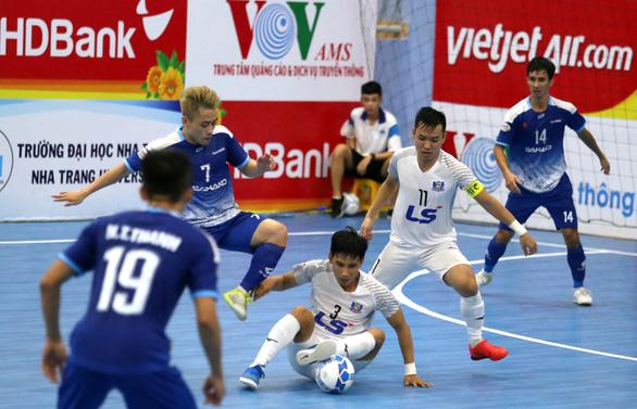 Không thể thắng Sahako, Thái Sơn Nam ra khỏi top 3 Giải futsal VĐQG 2020 - Ảnh 1.