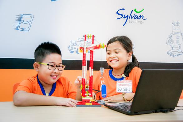 Một thương hiệu giáo dục từ Mỹ xuất hiện tại Việt Nam - Ảnh 1.