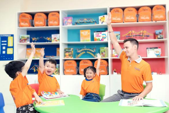 Một thương hiệu giáo dục từ Mỹ xuất hiện tại Việt Nam - Ảnh 3.