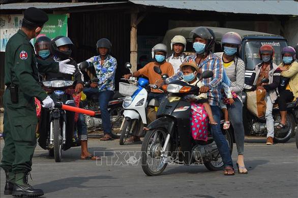 Campuchia bãi bỏ hiệu lực của công hàm hạn chế qua lại biên giới với Việt Nam - Ảnh 1.