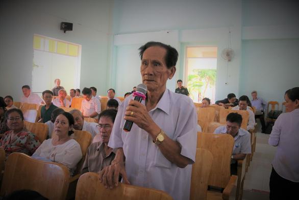 Bí thư Nguyễn Thiện Nhân đề nghị sớm công bố quy hoạch khu đô thị lấn biển Cần Giờ - Ảnh 2.