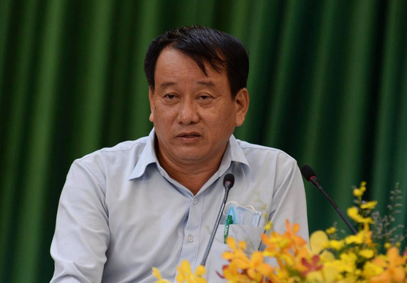Viện trưởng Lê Minh Trí: Cán bộ làm sai thì phải cương quyết xử lý - Ảnh 2.