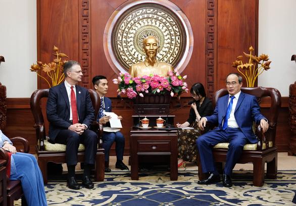 Việt Nam và Mỹ có chung lợi ích trong việc phát triển hòa bình - Ảnh 1.