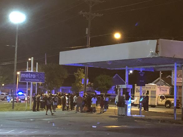 Nổ súng ở Mỹ khiến 2 người chết, 7 người bị thương - Ảnh 1.