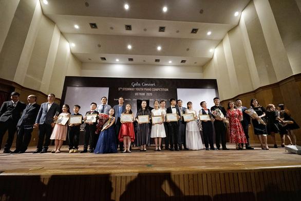 Cuộc thi Steinway Youth Piano Competition 2020 tìm ra quán quân - Ảnh 1.