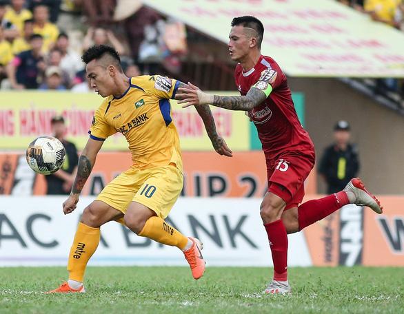 Vòng 6 V-League 2020: SLNA sẽ giữ sạch mành lưới? - Ảnh 1.