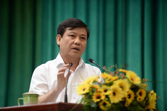 Viện trưởng Lê Minh Trí: Cán bộ làm sai thì phải cương quyết xử lý - Ảnh 3.
