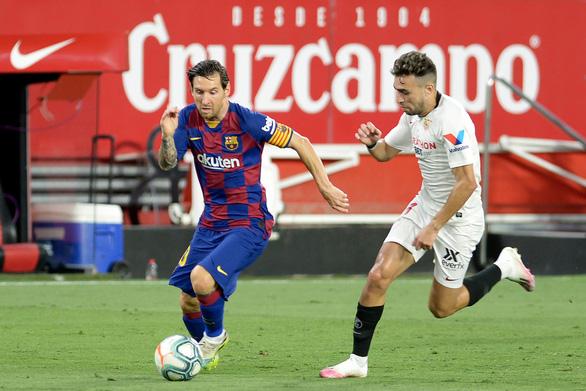Vòng 31 La Liga: Barca rơi vào thế rượt đuổi - Ảnh 1.
