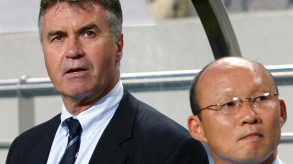 HLV Park Hang Seo: Kinh nghiệm từ Guus Hiddink đã giúp tôi ở tuyển Việt Nam - Ảnh 1.