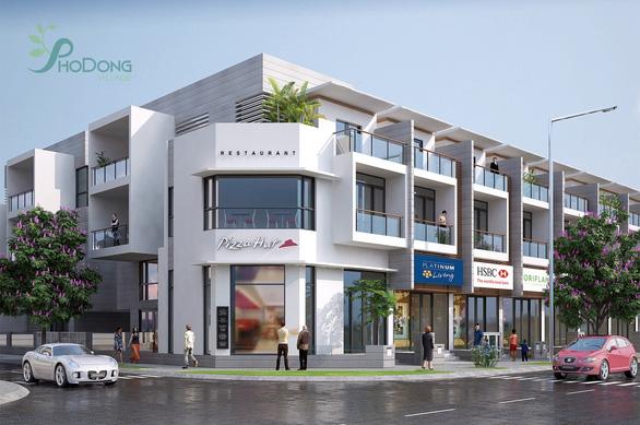 Công bố nhà phố thương mại tâm điểm Quận 2 - Ảnh 3.