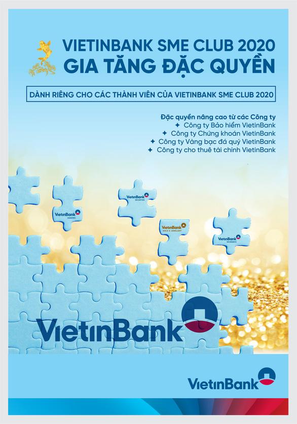 VietinBank ưu đãi cho khách hàng doanh nghiệp vừa và nhỏ - Ảnh 1.
