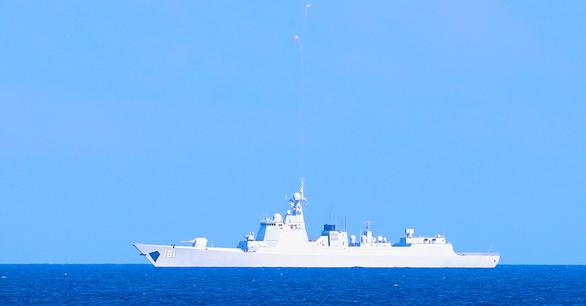 Trung Quốc cho rằng Mỹ đang triển khai phần lớn quân đội đối phó mình - Ảnh 2.