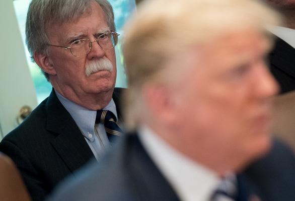 Hàn Quốc phản ứng tình tiết về thượng đỉnh Mỹ - Triều trong sách của ông Bolton - Ảnh 1.