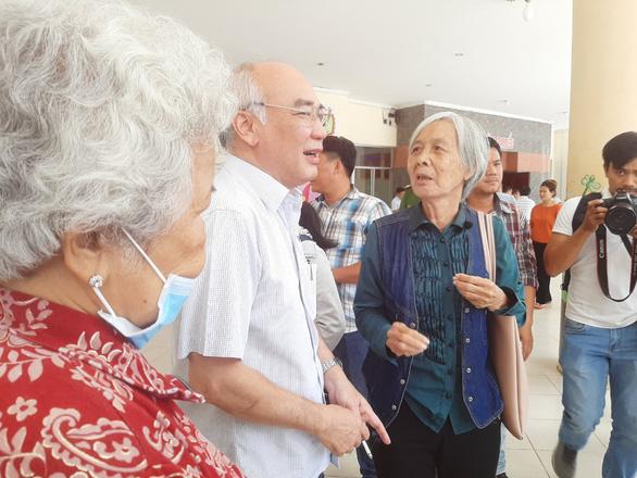 Thanh tra Chính phủ sẽ đối thoại với người dân Thủ Thiêm vào tháng 7 - Ảnh 2.