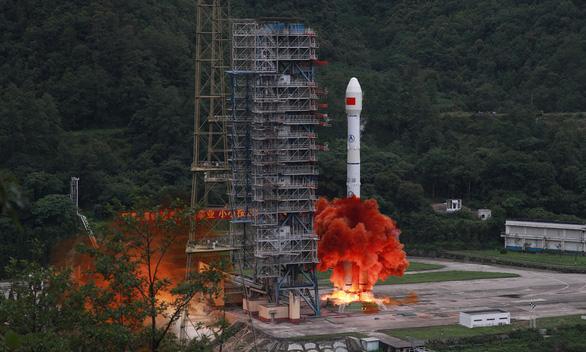 Trung Quốc phóng vệ tinh cuối cùng, hoàn thành hệ thống định vị Beidou - Ảnh 1.