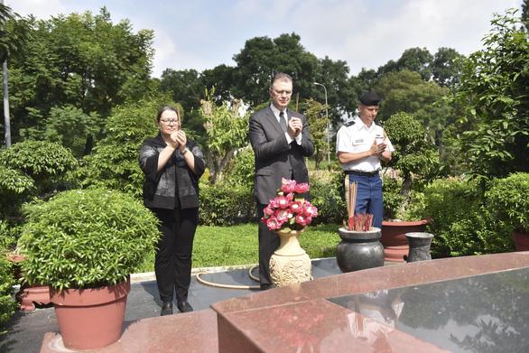 Đại sứ Mỹ tại Việt Nam Daniel Kritenbrink: Việt Nam đang có phong độ tốt - Ảnh 1.