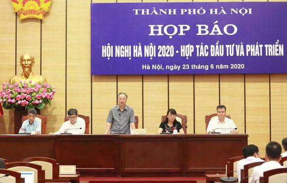 116 dự án đầu tư vào Hà Nội với tổng vốn 15,5 tỉ USD - Ảnh 1.