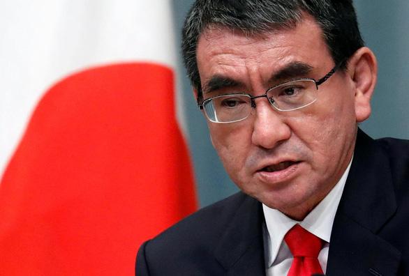 Nhật bác bỏ thông tin về 8 tỉ đô tiền phí đồn trú của quân đội Mỹ - Ảnh 1.