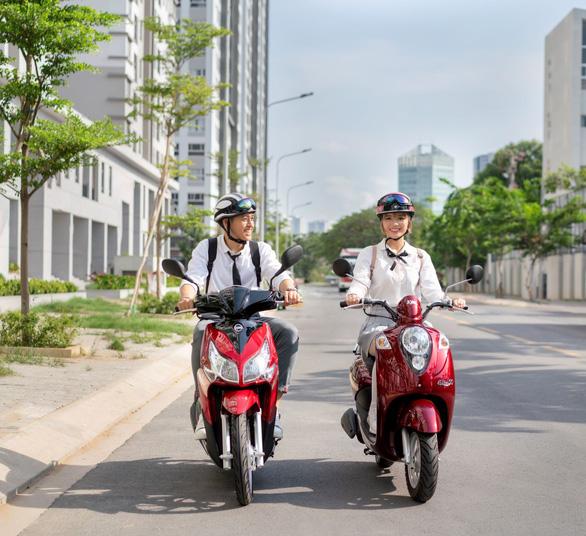 SYM ra mắt nhiều mẫu xe 50cc mới dành cho bạn trẻ - Ảnh 1.