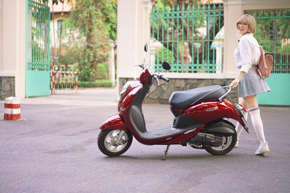 SYM ra mắt nhiều mẫu xe 50cc mới dành cho bạn trẻ - Ảnh 3.