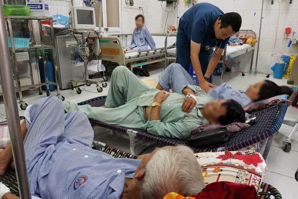 Số ca mắc sốt xuất huyết ở TP.HCM tăng - Ảnh 1.