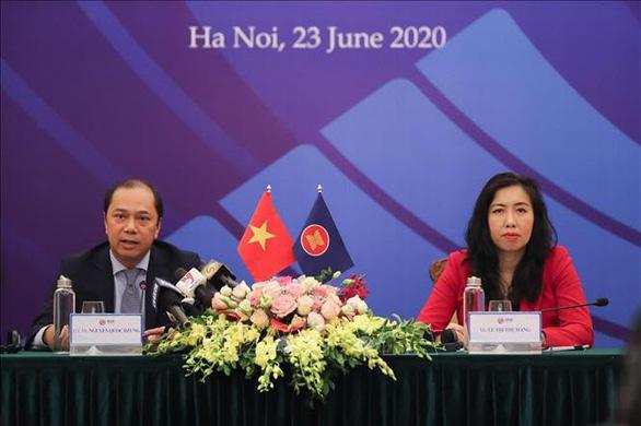 ASEAN 36 sẽ bàn về Biển Đông và COC, không lẩn tránh vấn đề quốc tế - Ảnh 1.