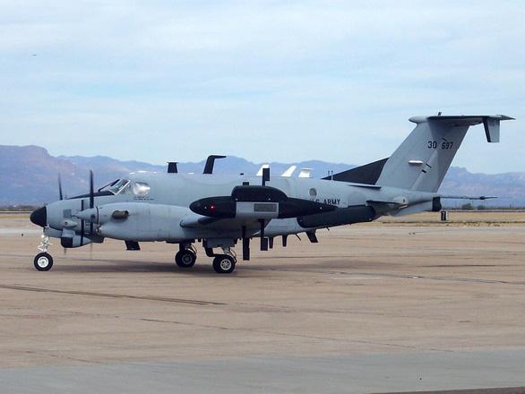 Mỹ tung máy bay do thám đặc biệt hoạt động trên bầu trời Hàn Quốc - Ảnh 1.