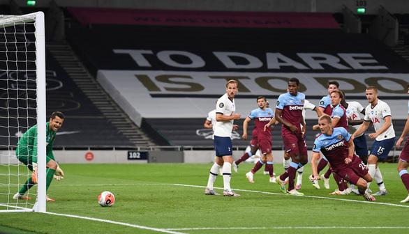 Harry Kane ghi bàn, Tottenham thắng dễ West Ham - Ảnh 1.