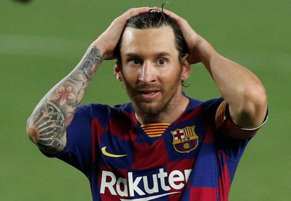 Messi 'tịt ngòi' trong ngày sinh nhật, Barcelona thắng chật vật Athletic Bilbao - Ảnh 3.