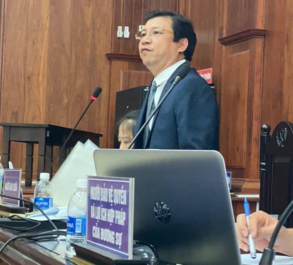 Tập đoàn Thiên Thanh khiếu nại khẩn cấp đề nghị ngăn chặn đấu giá 6 lô đất - Ảnh 1.