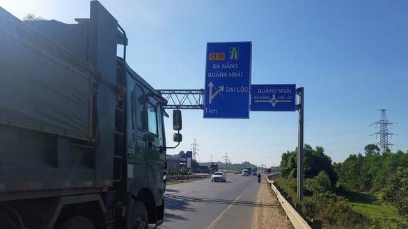 Đà Nẵng quyết mở rộng đoạn cao tốc Hòa Liên - Túy Loan - Ảnh 1.