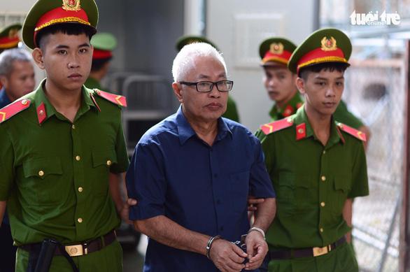 Ông Trần Phương Bình: Bị cáo đã quá sai lầm! - Ảnh 1.