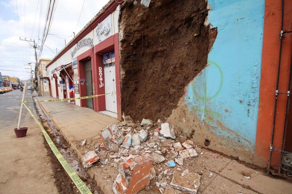 Động đất 7,4 độ Richter ở Mexico: ít nhất 4 người chết, nhiều khu vực bị cô lập - Ảnh 1.