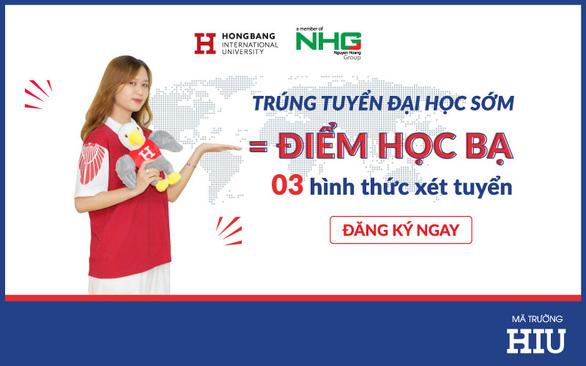 Nắm bắt tuyệt chiêu để săn học bổng Đại học Quốc tế Hồng Bàng thành công - Ảnh 4.
