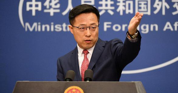 Bắc Kinh nói vụ binh sĩ Trung Quốc chết gấp đôi Ấn Độ là tin giả - Ảnh 1.