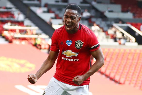 Martial lập hat-trick, Man Utd đại thắng Sheffield United - Ảnh 2.