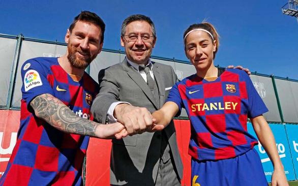 Barca cần chủ tịch hơn ngôi sao - Ảnh 1.