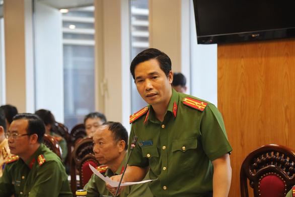 Bộ Công an: Truy bắt bằng được Bùi Quang Huy, ông chủ Nhật Cường - Ảnh 2.