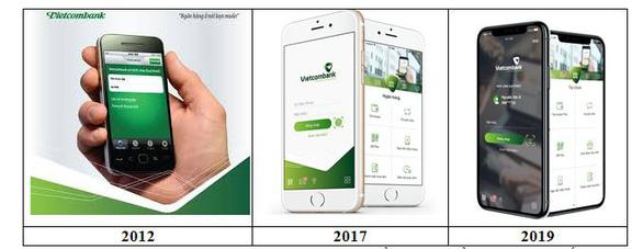 Vietcombank tiên phong trong phát triển ứng dụng ngân hàng di dộng tại Việt Nam - Ảnh 1.