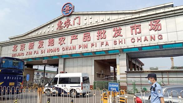 Bắc Kinh: Phập phồng đợt dịch mới - Ảnh 1.