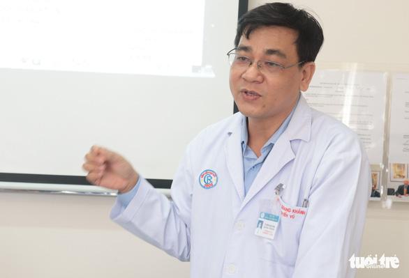 Lấy thành công khối u vú rất nhỏ bằng kỹ thuật sinh thiết hút chân không - Ảnh 1.