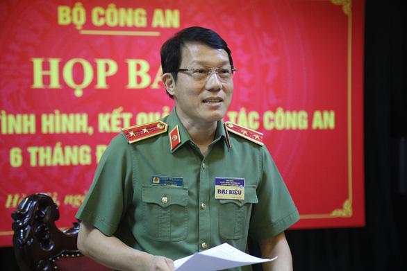 Bộ Công an: Truy bắt bằng được Bùi Quang Huy, ông chủ Nhật Cường - Ảnh 1.