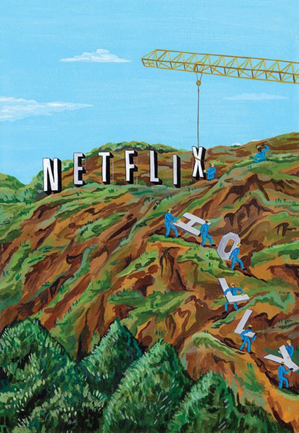 Netflix - kẻ phá bĩnh trong làng làm phim - Ảnh 2.