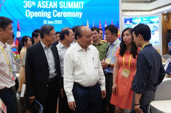 Kỳ vọng đầu tàu Việt Nam ở ASEAN - Ảnh 1.